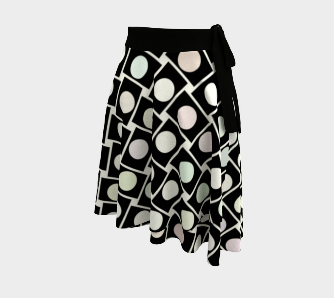 Mod Bod Wrap Skirt preview #2