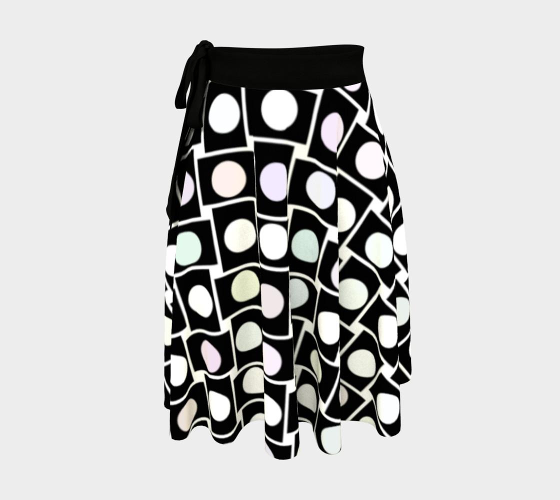 Mod Bod Wrap Skirt preview #1