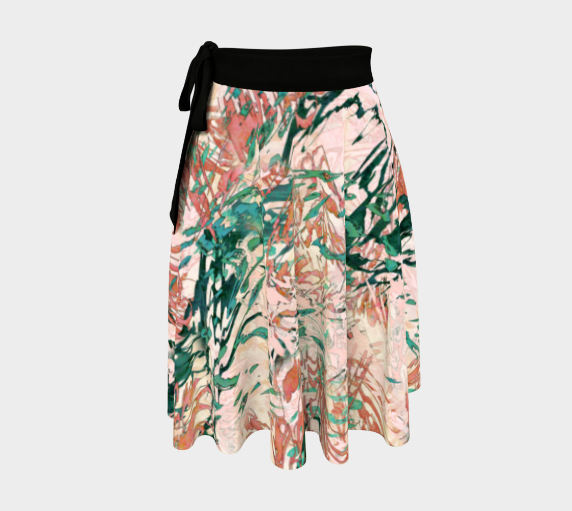 Mock Floral Blush Abstract preview #1