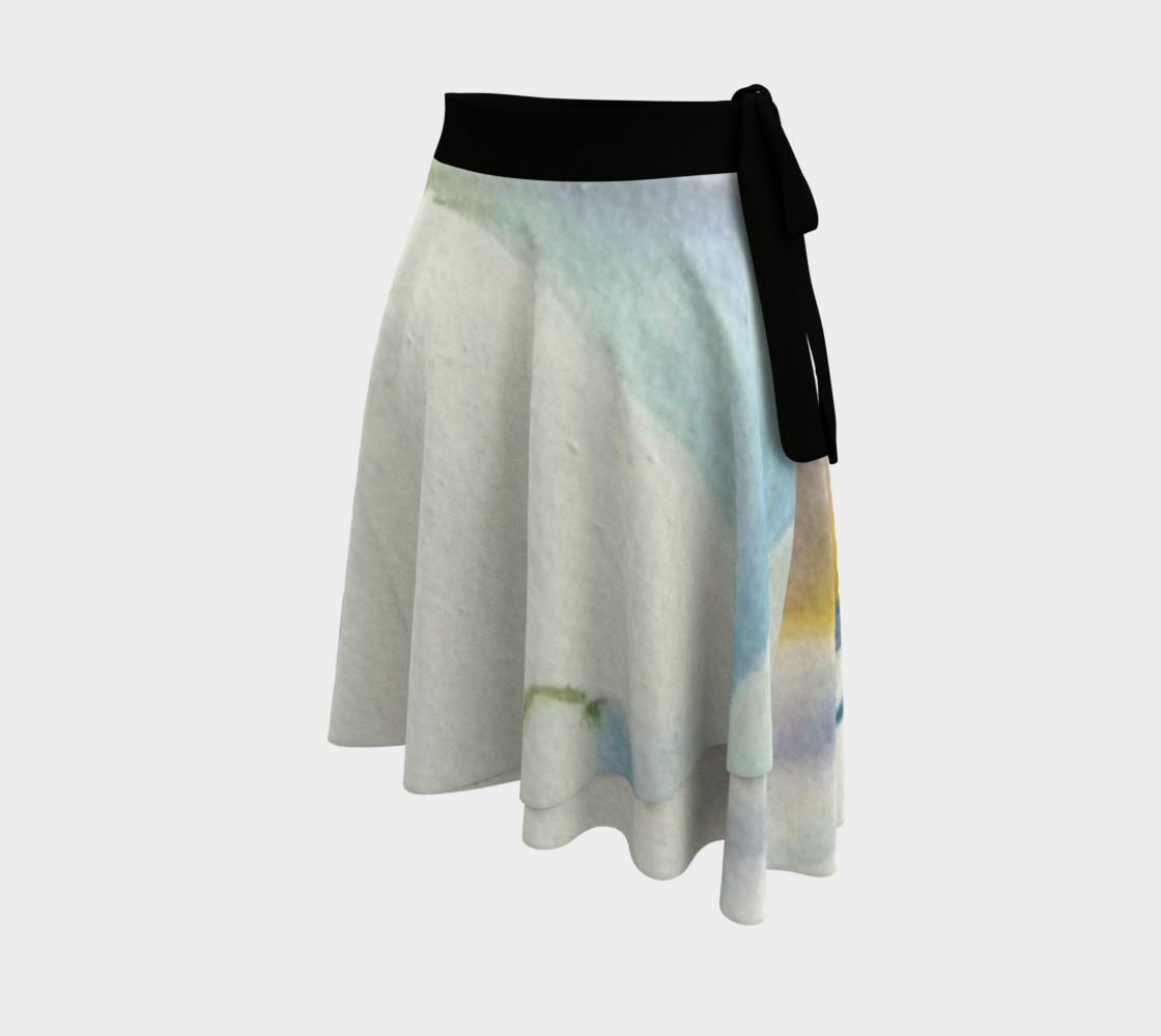 Calla Lily Wrap Skirt preview #2