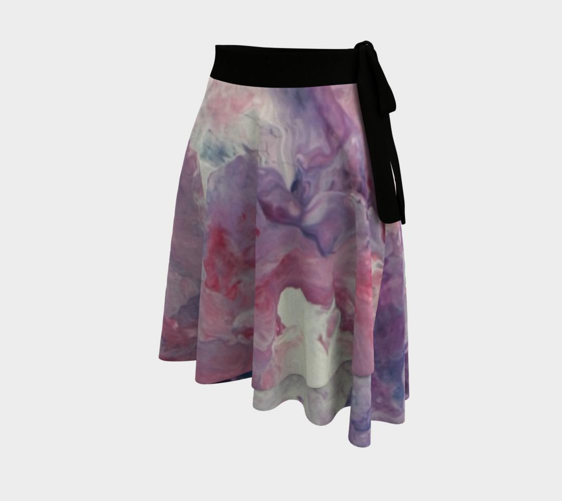 Fairy Garden Wrap Skirt preview #2