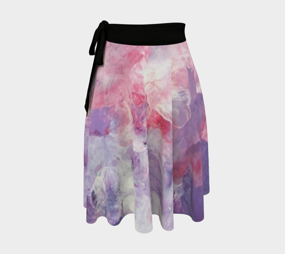 Fairy Garden Wrap Skirt preview #1