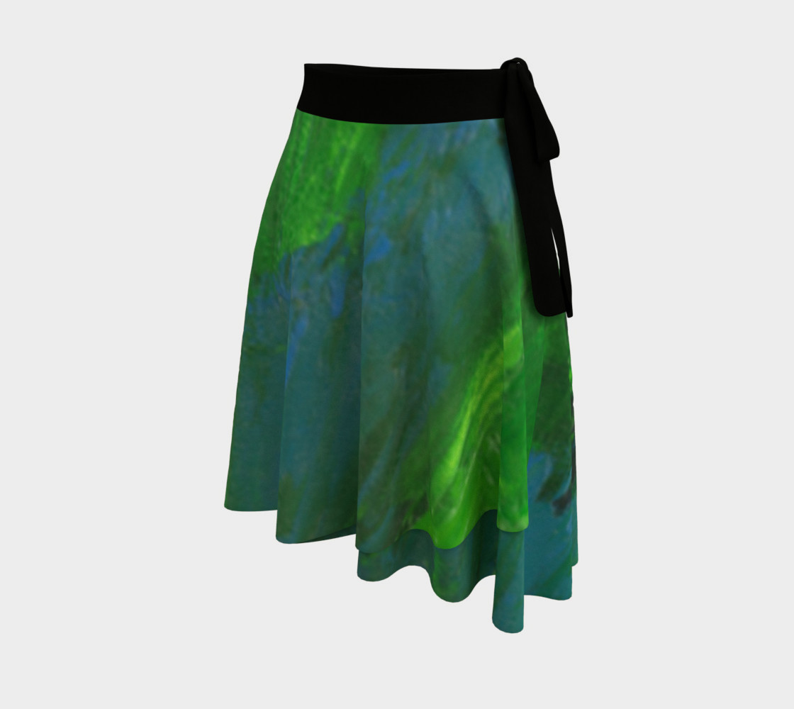 Earthbound Wrap Skirt preview #2