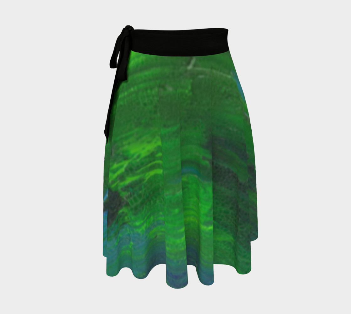 Earthbound Wrap Skirt preview #1