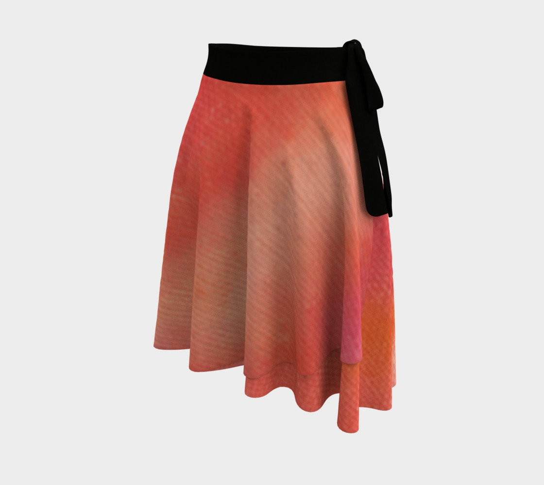 Poppy Song Wrap Skirt preview #2