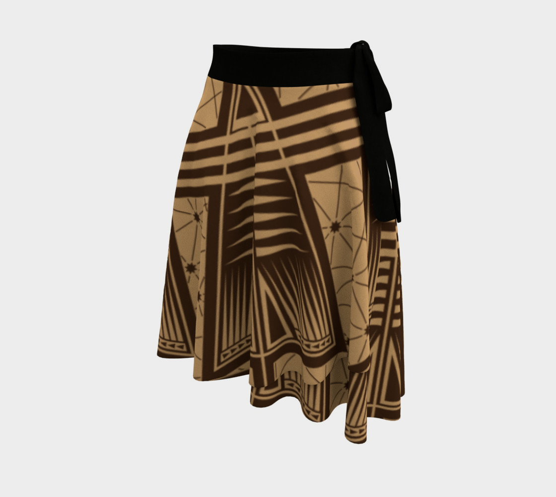 Tipi Brown preview #2