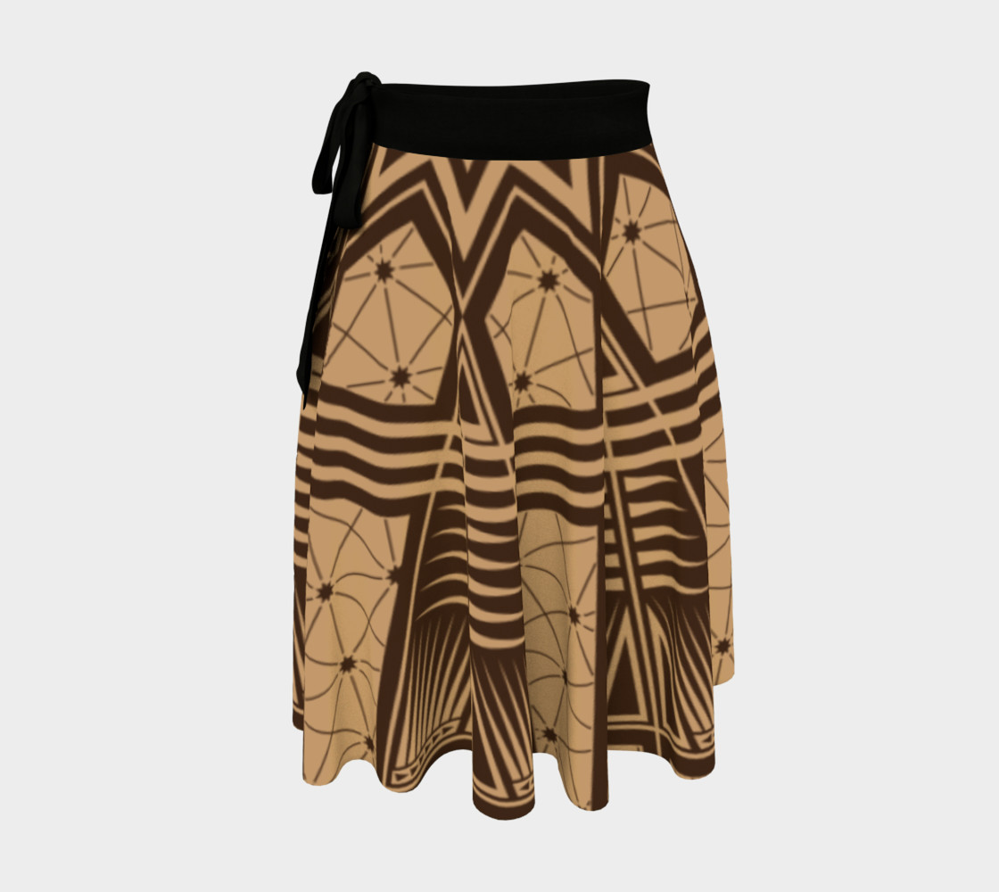 Tipi Brown preview #1