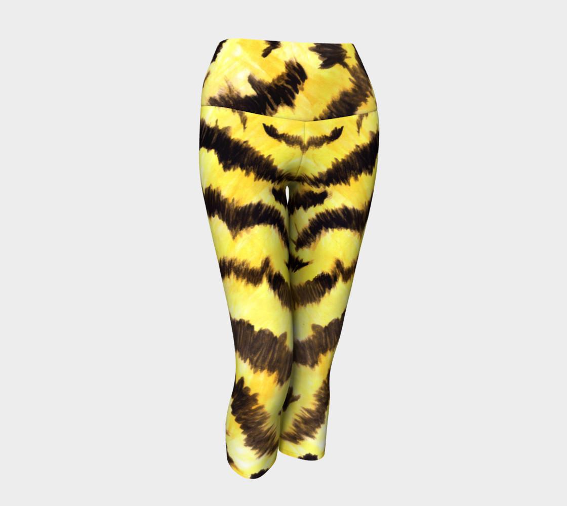 Yellow tiger fur preview #1