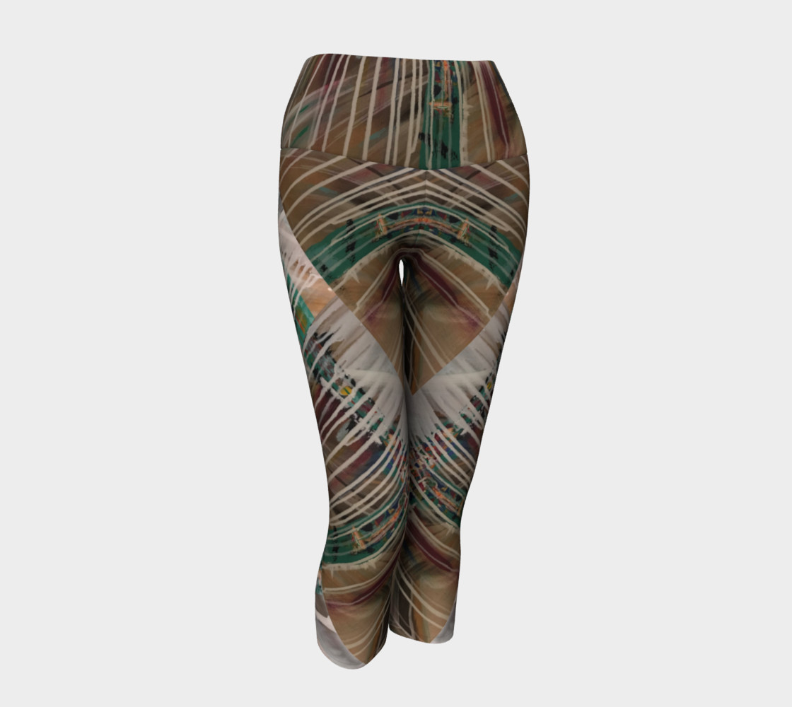 Drip Lines Leggings preview #1