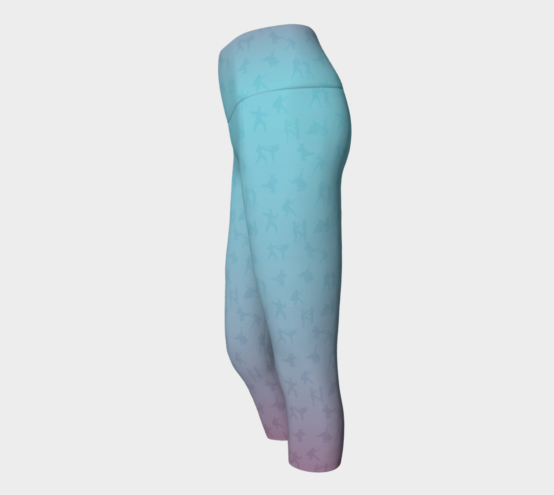 Unity - Candy Colored - Yoga Capris preview #2