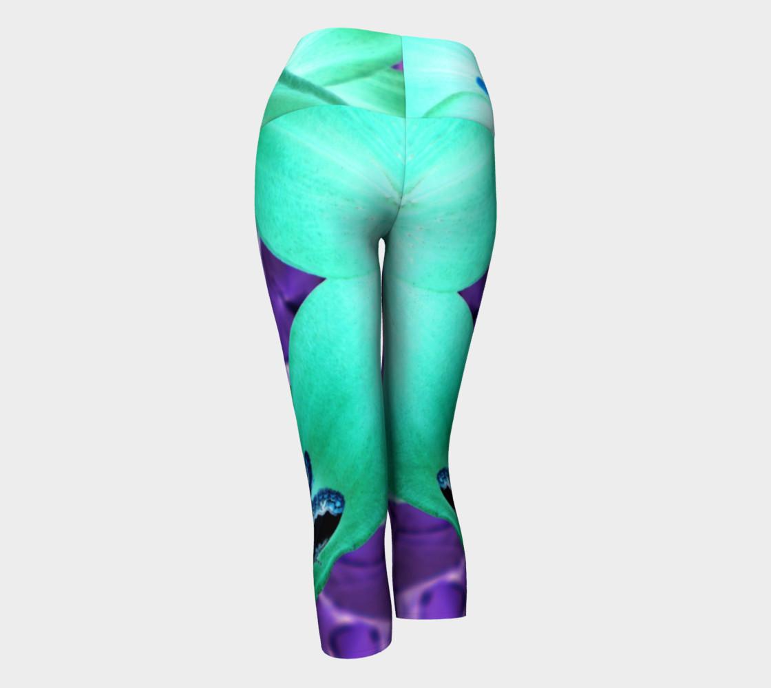 Radical Lily Yoga Capris preview #3