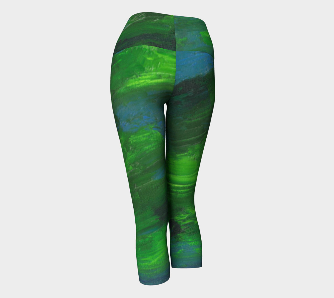 Earthbound Yoga Capris preview #3