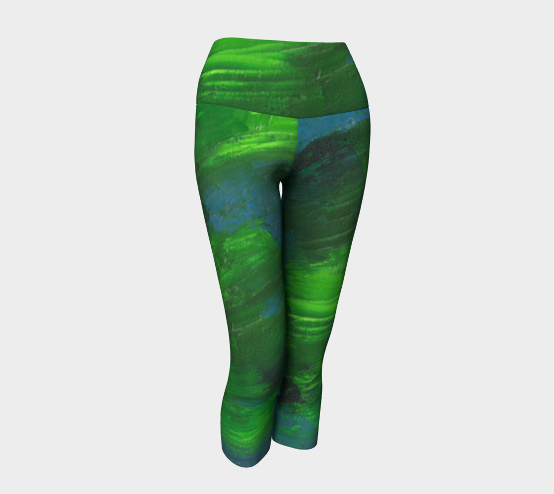 Earthbound Yoga Capris preview #1