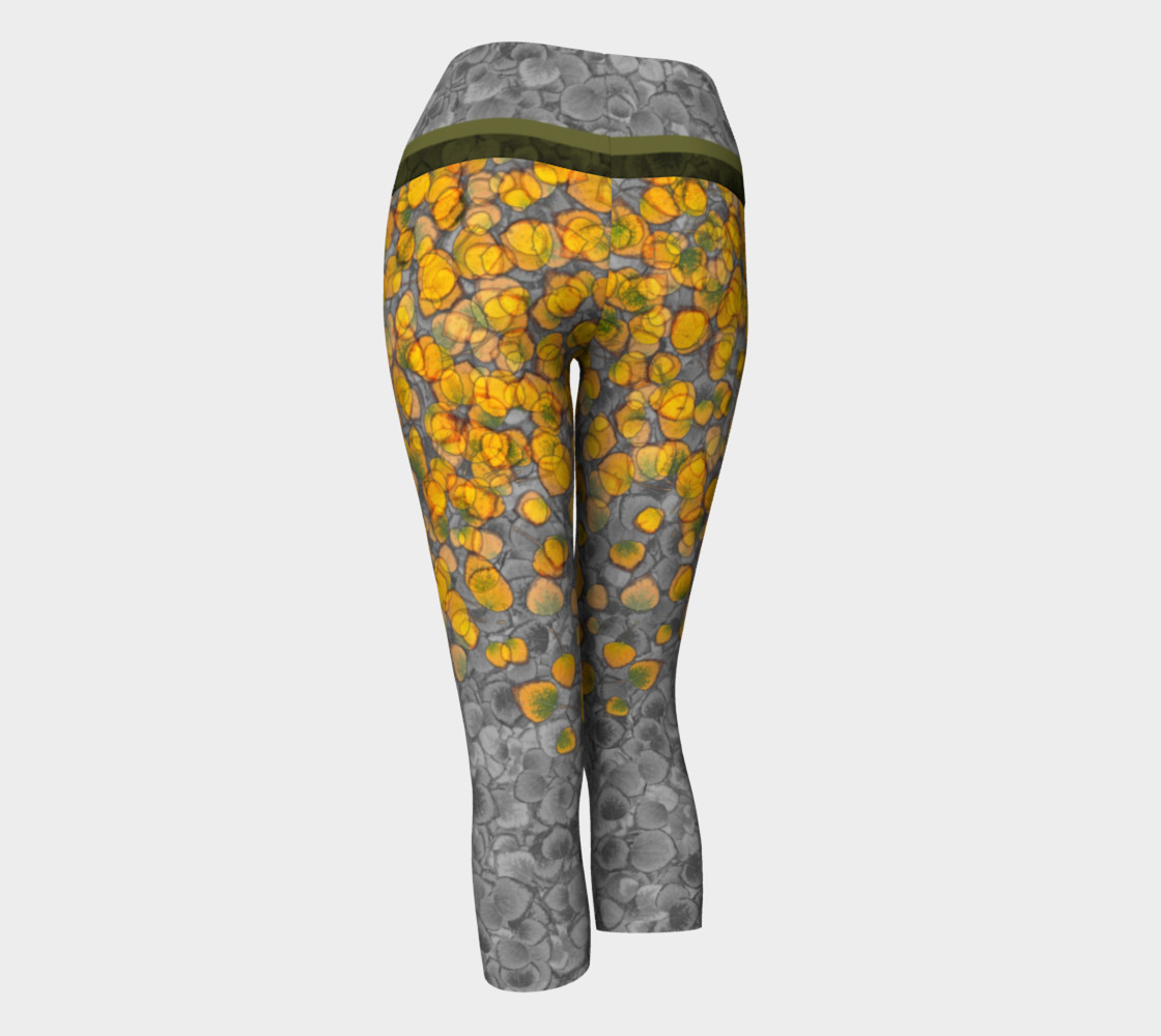 Aspen Leaves Capris 2 preview #3