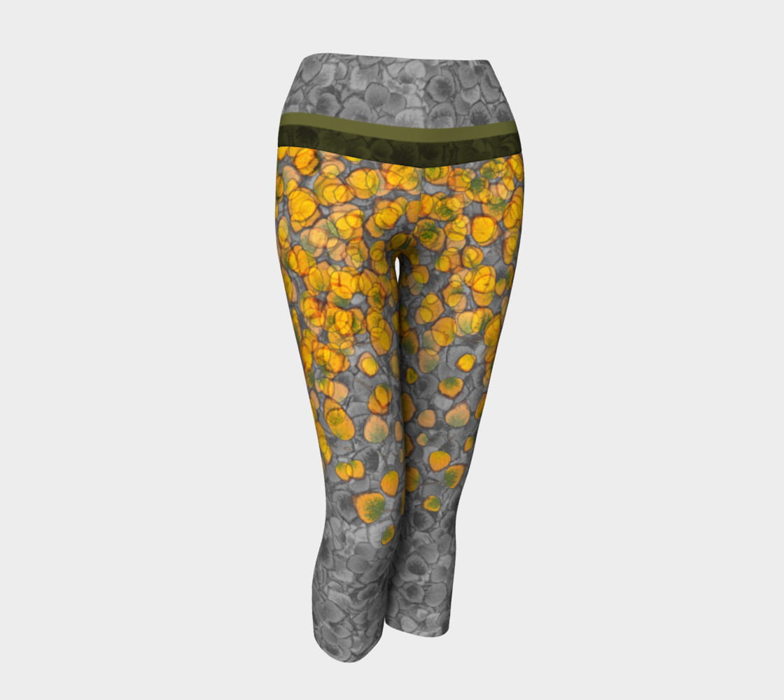 Aspen Leaves Capris 2 preview #1