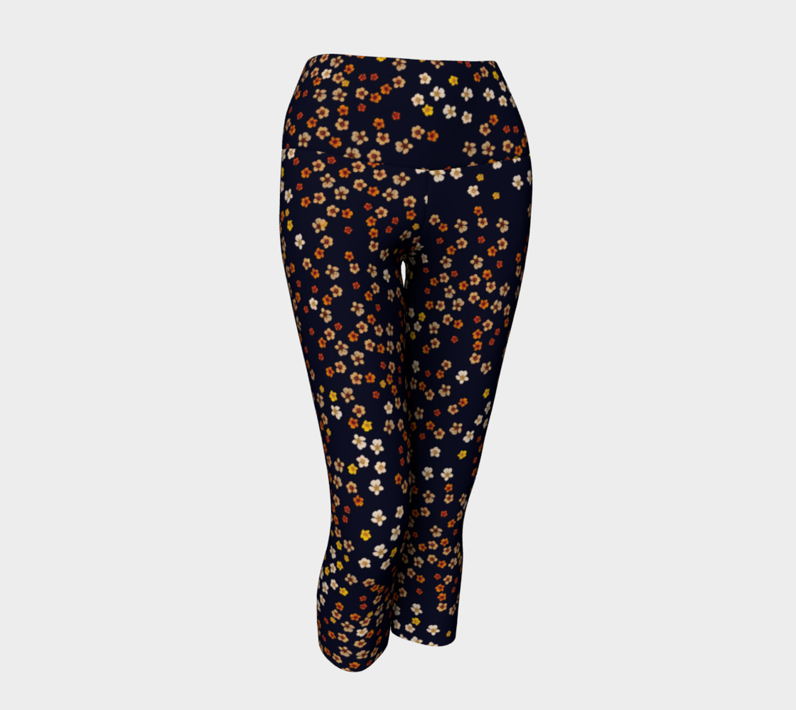 Pressed Flower Capris preview #1