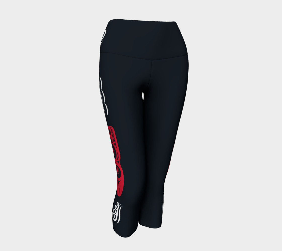 Red Whale White Waves Capris preview #1