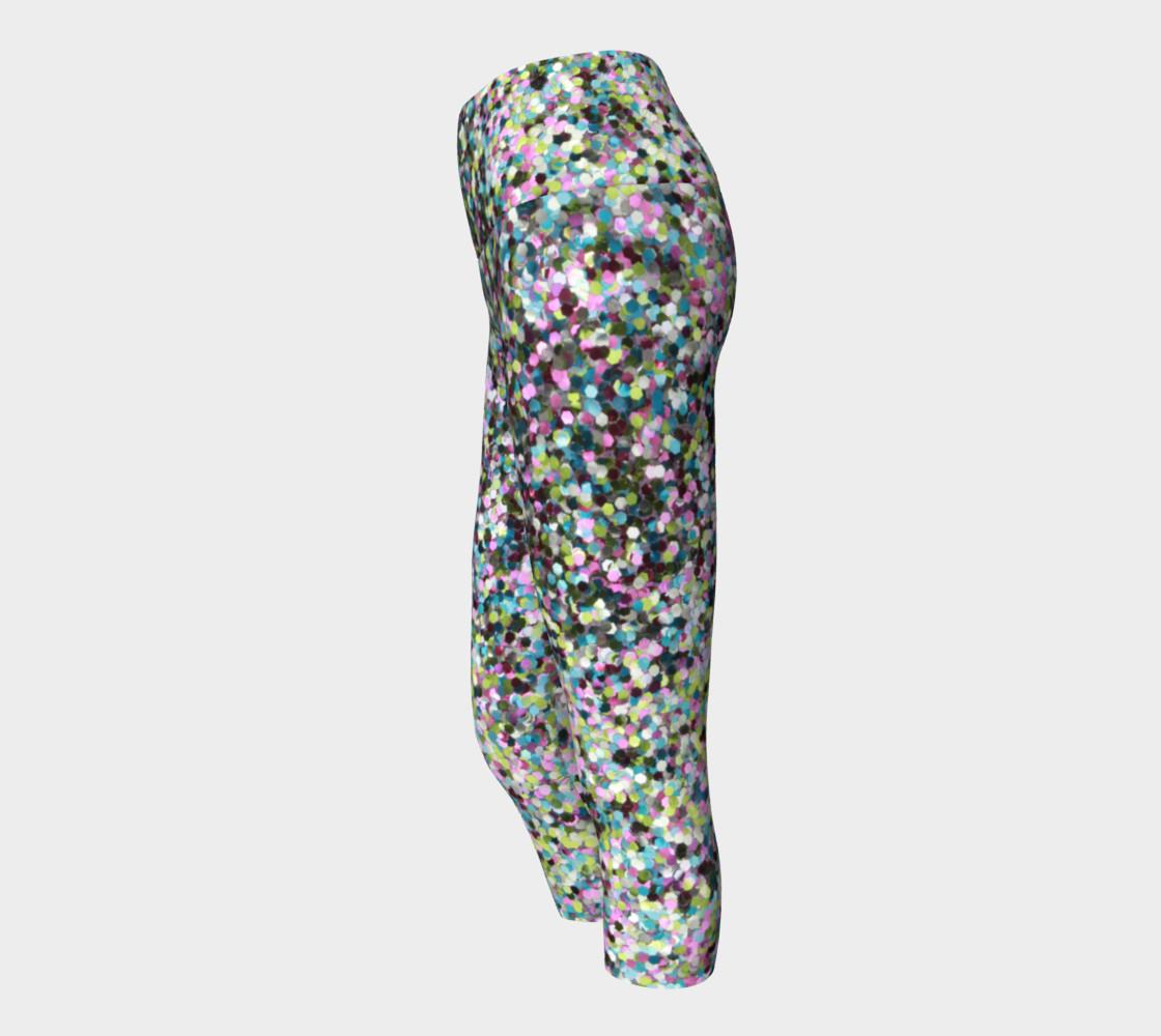 Yoga Capris Glitters preview #2