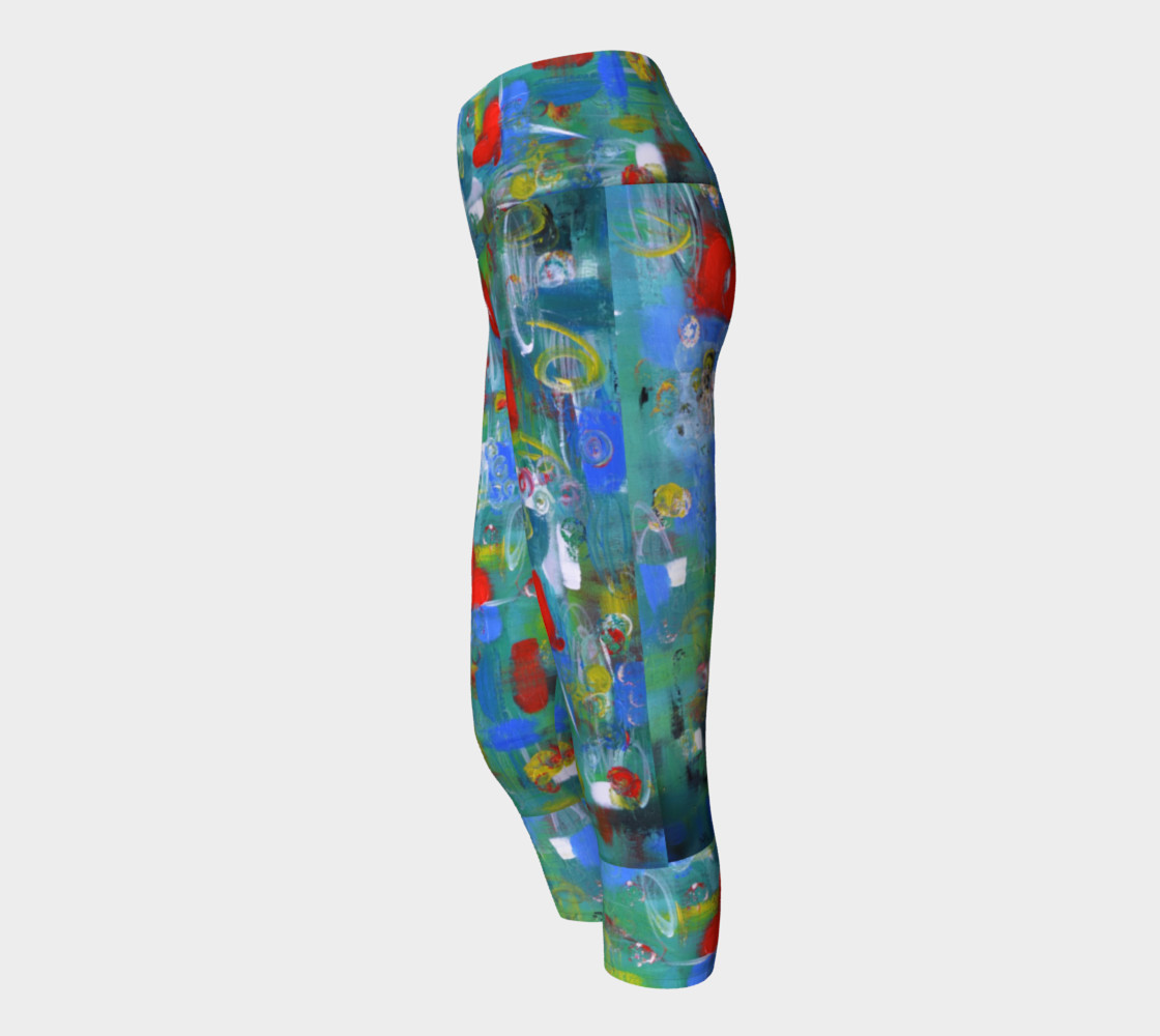 Because of You <3 Yoga Capris preview #2