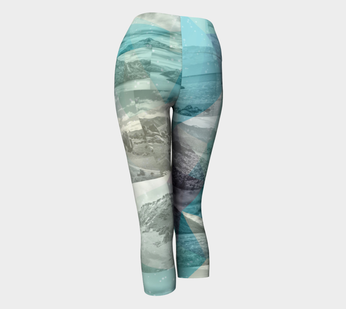 New Zealand in Blues Capris preview #3