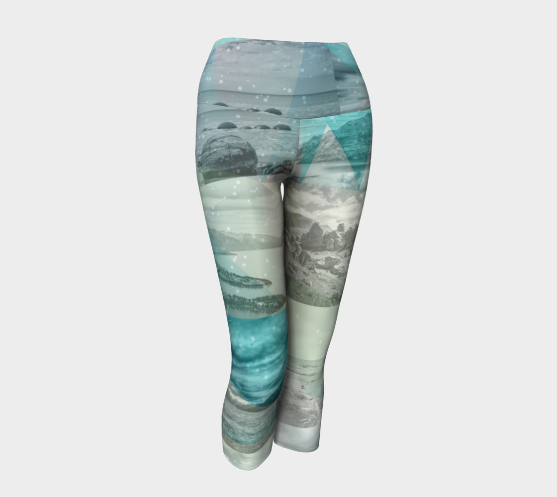 New Zealand in Blues Capris preview #1
