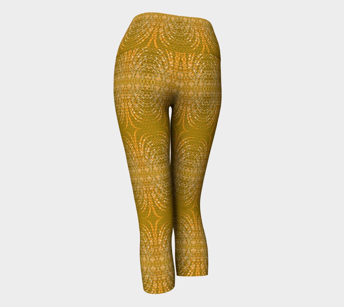 Aperçu de Golden Palm Lace #3