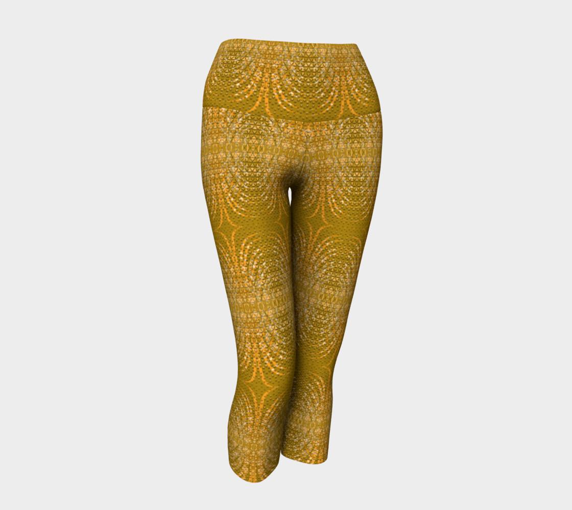 Aperçu de Golden Palm Lace #1