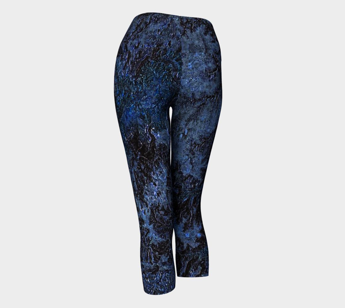 Blue Earth Yoga Capris preview #3