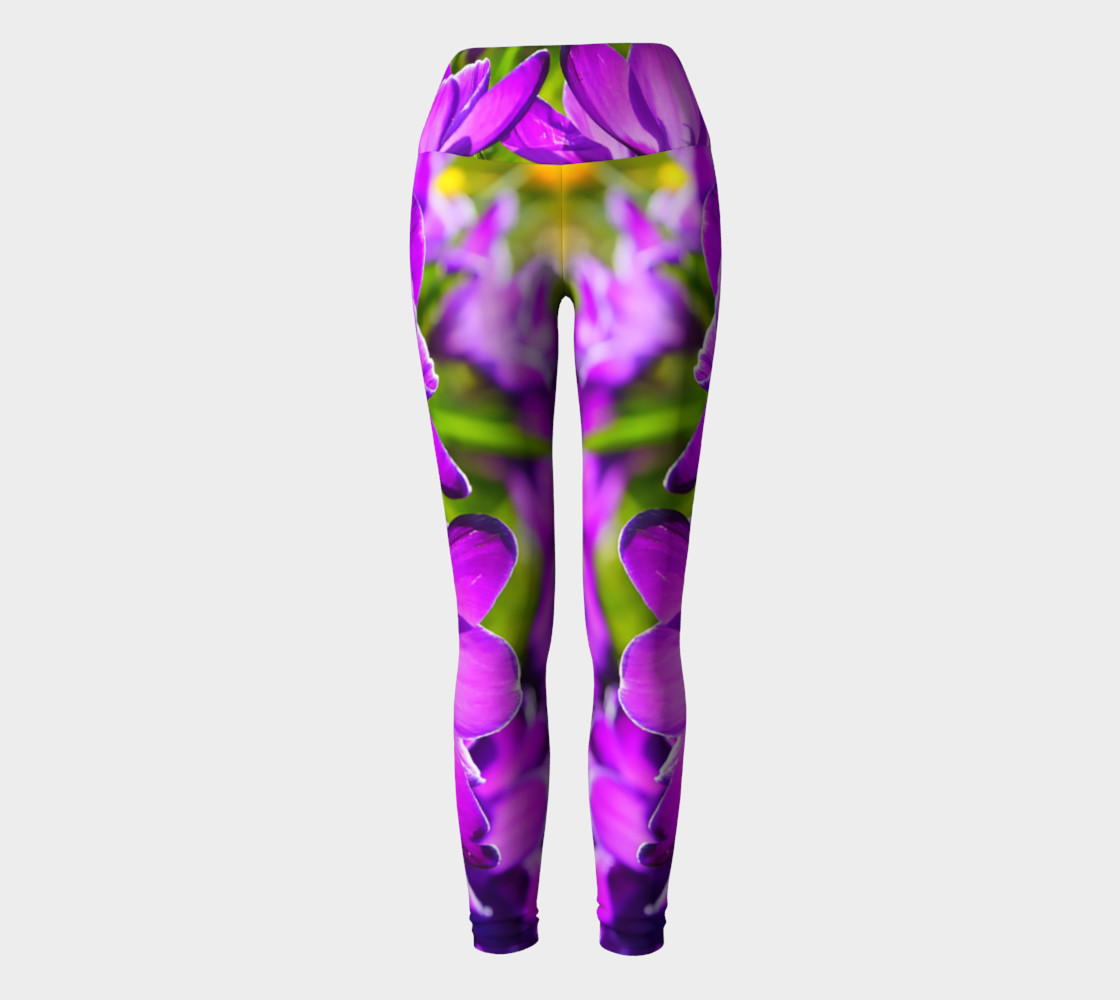Welcome Sign Yoga Legging preview #2