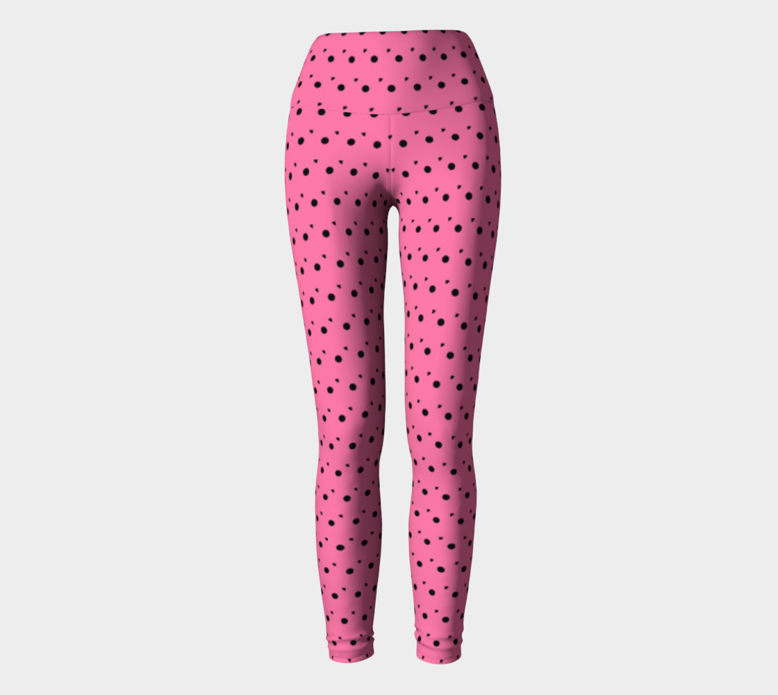 Aperçu de Tracks Bubble Gum Yoga Leggings #2