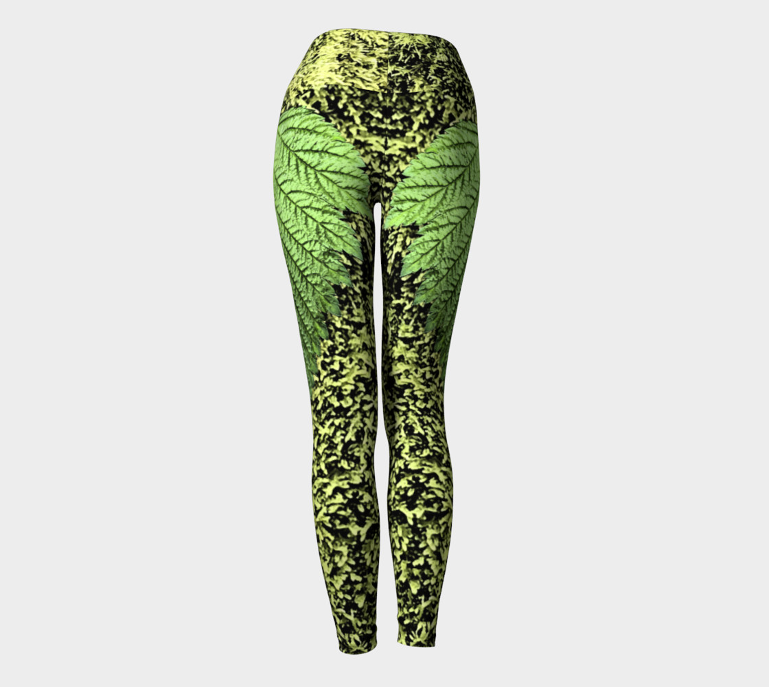 Moss Yoga Leggings preview #4