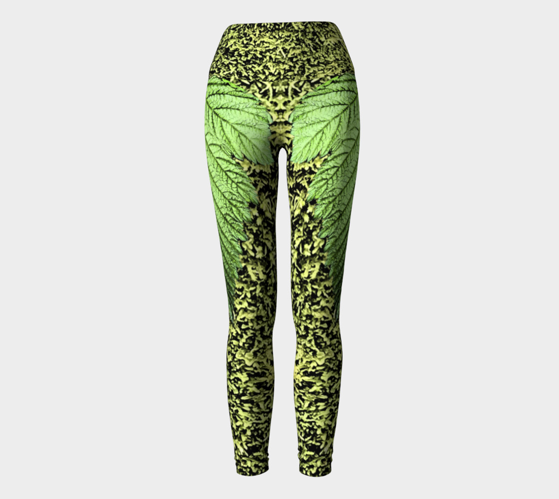 Moss Yoga Leggings preview #2