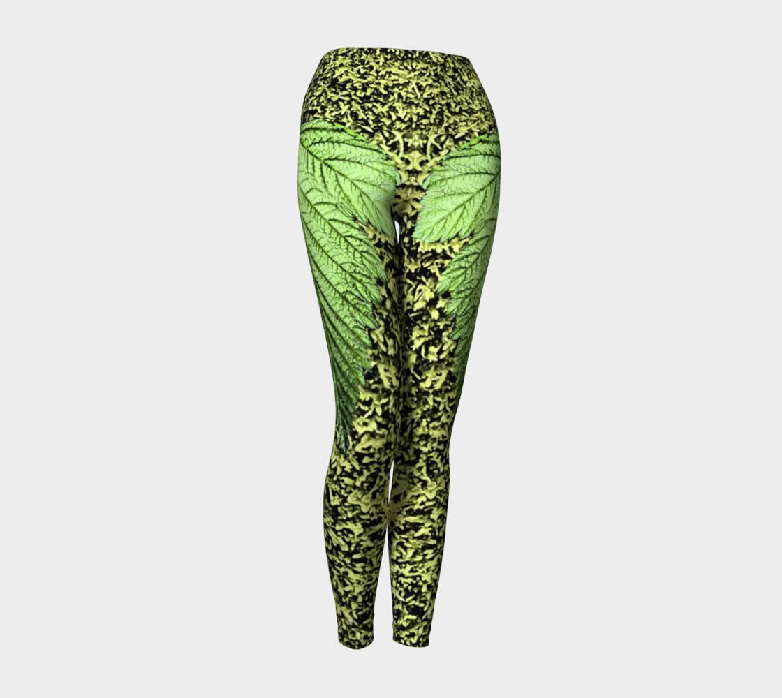 Moss Yoga Leggings preview #1