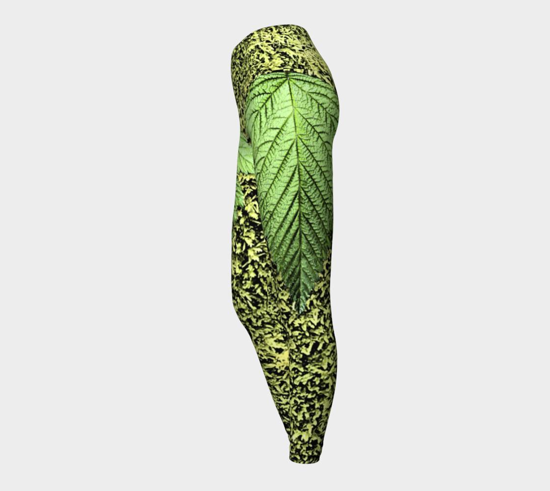 Moss Yoga Leggings preview #3