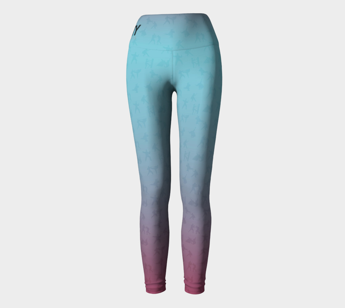 Aperçu de Unity - Candy Colored - Yoga Pants #2