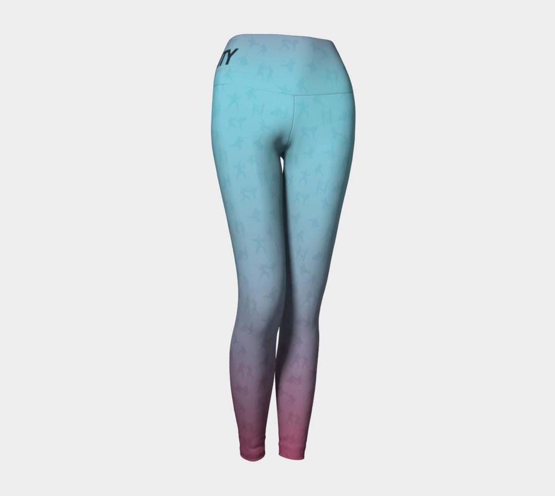Aperçu de Unity - Candy Colored - Yoga Pants #1