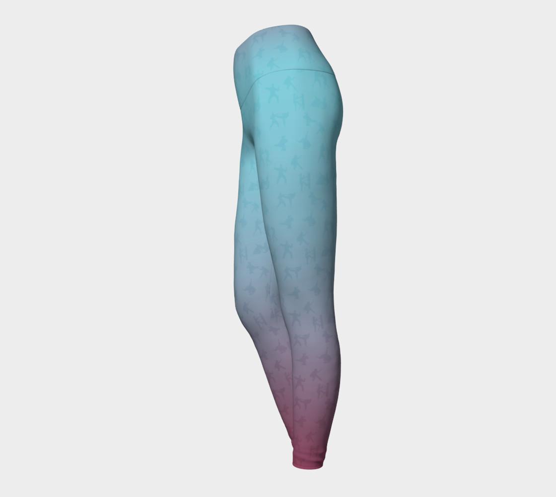 Aperçu de Unity - Candy Colored - Yoga Pants #3
