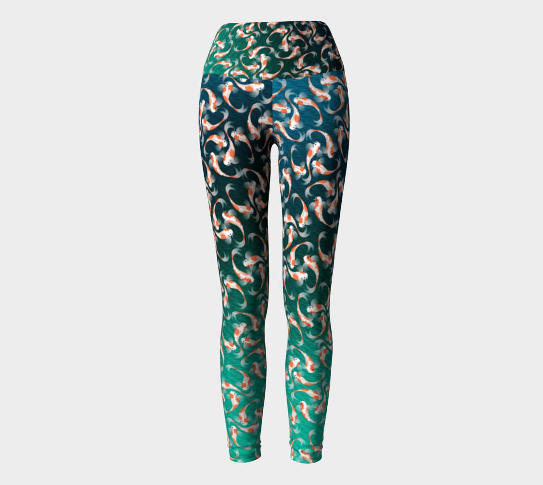 Aperçu de KoiFish leggings #2