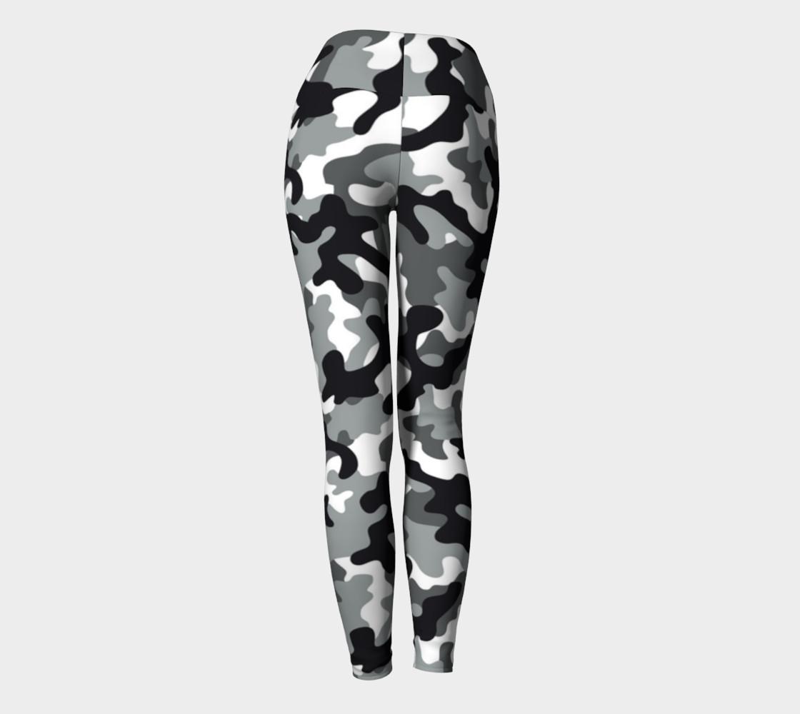 Camouflage - Noir et Gris  preview #4