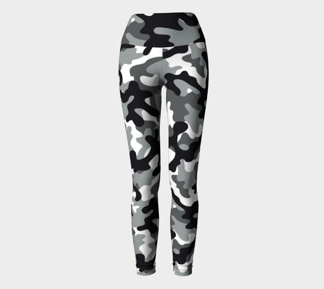 Camouflage - Noir et Gris  preview #2