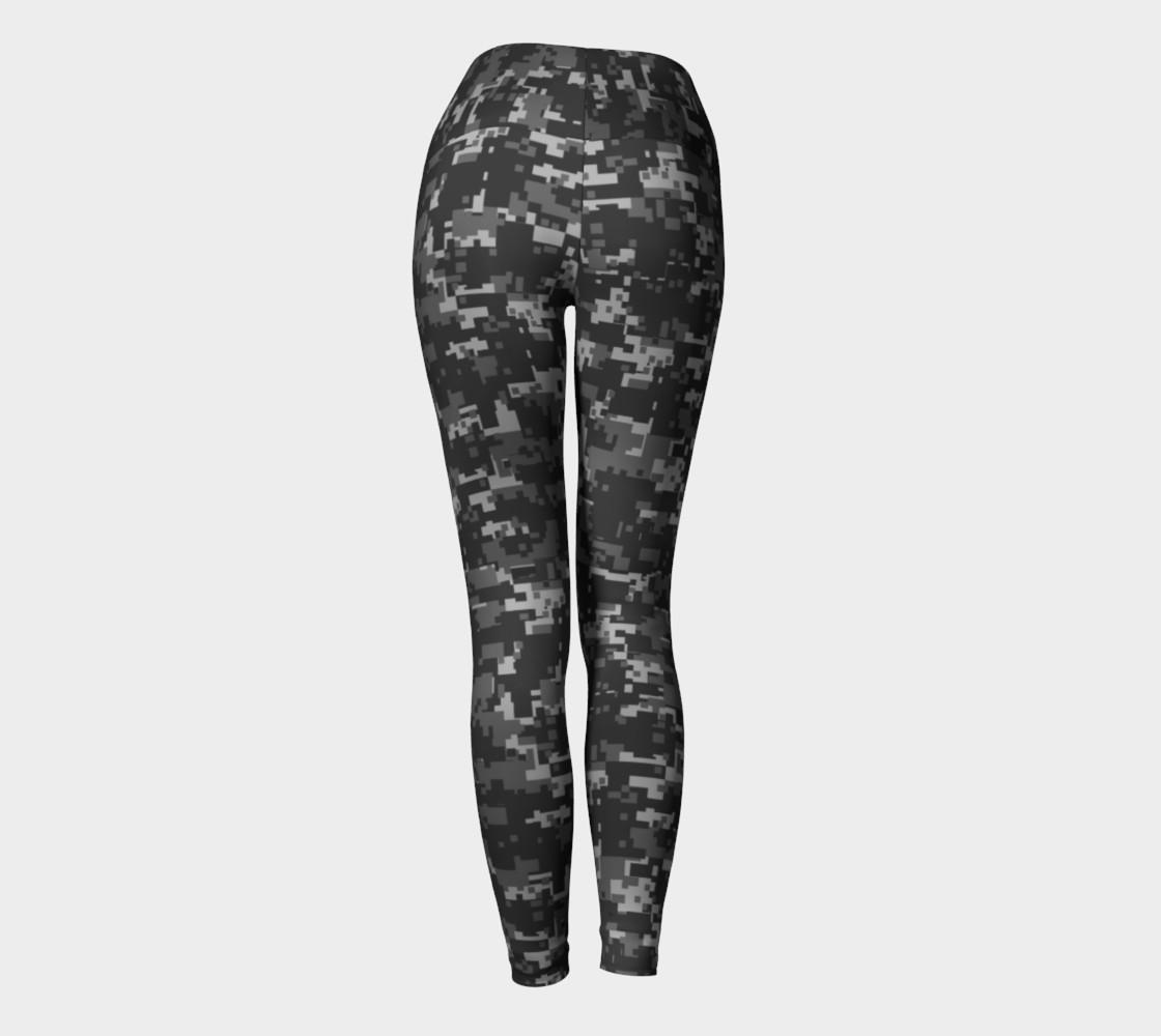Camouflage - Noir et Gris Tactic preview #4