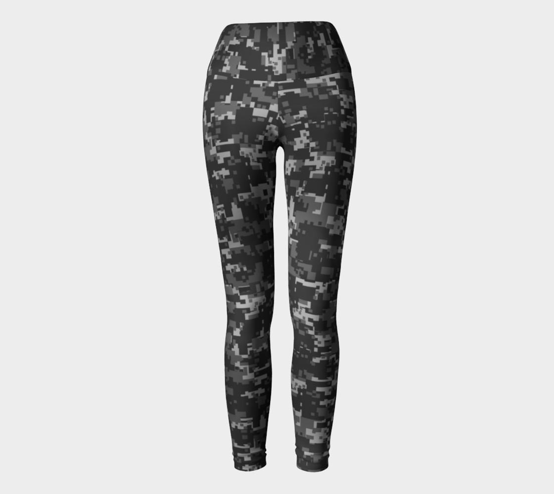 Camouflage - Noir et Gris Tactic preview #2