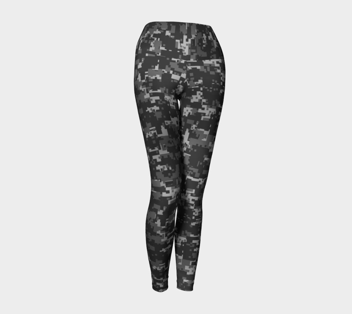 Camouflage - Noir et Gris Tactic preview #1