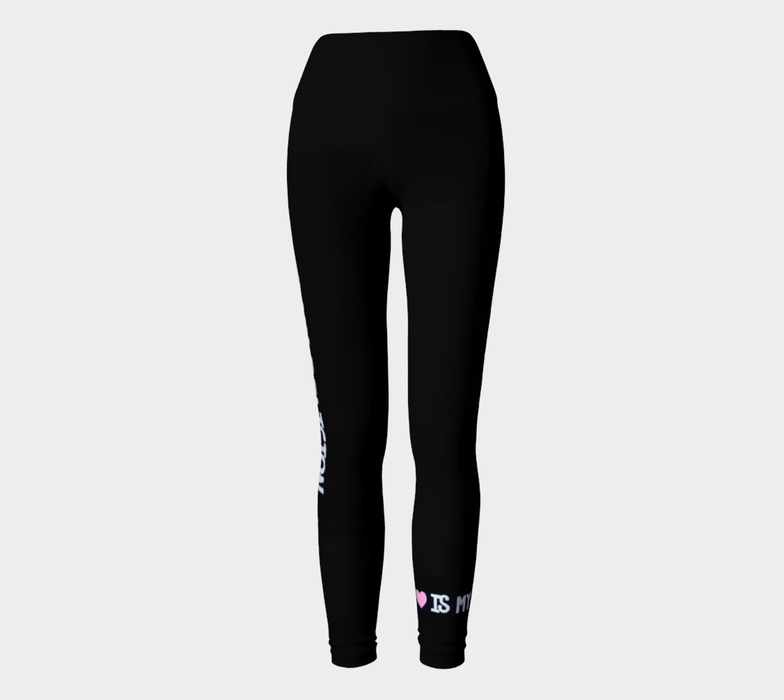 love is my religion legging preview #2