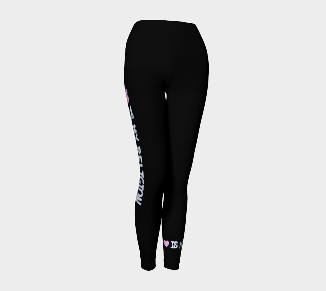 love is my religion legging preview #1