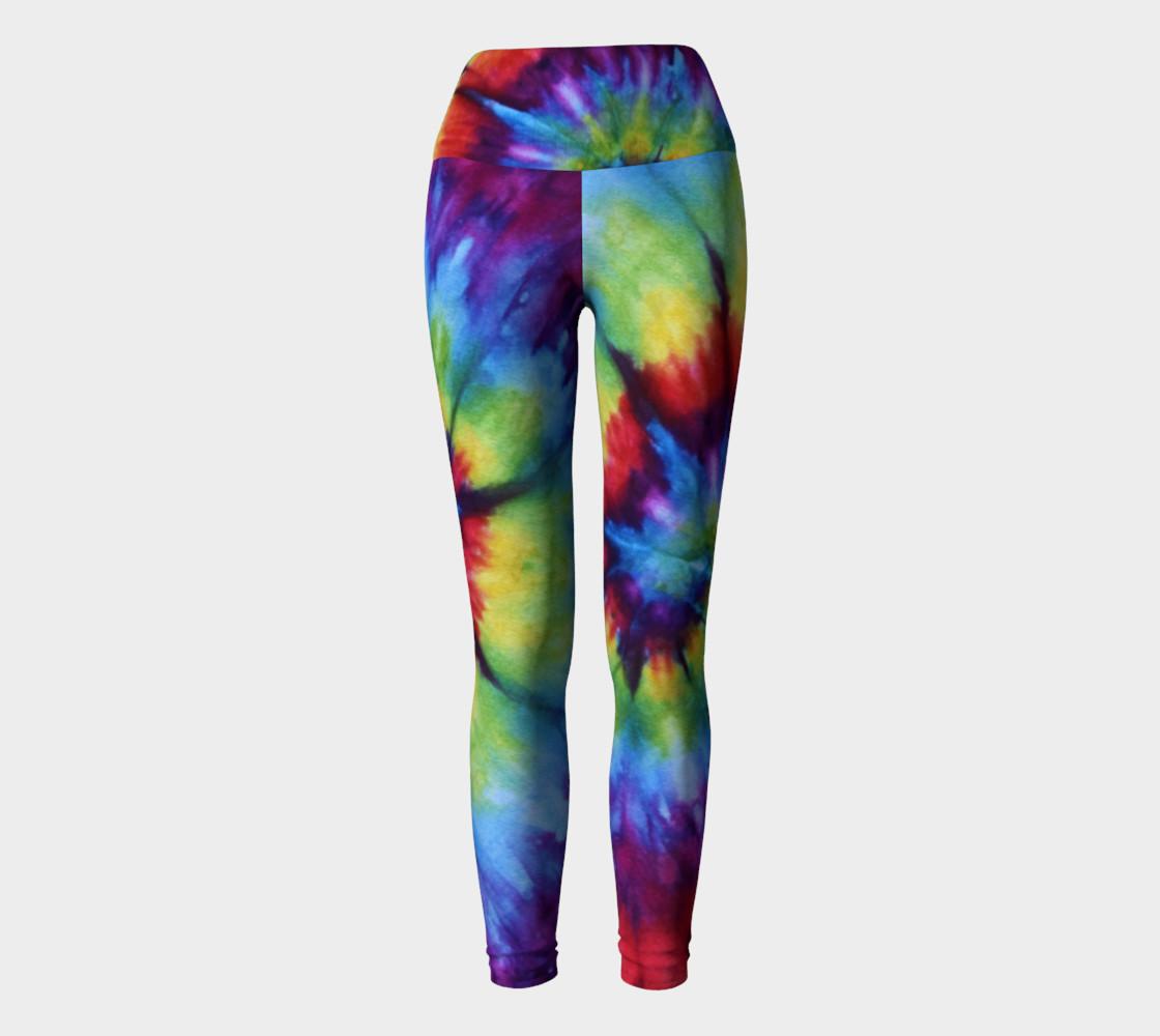 Aperçu de Rainbow Yoga Leggings #2