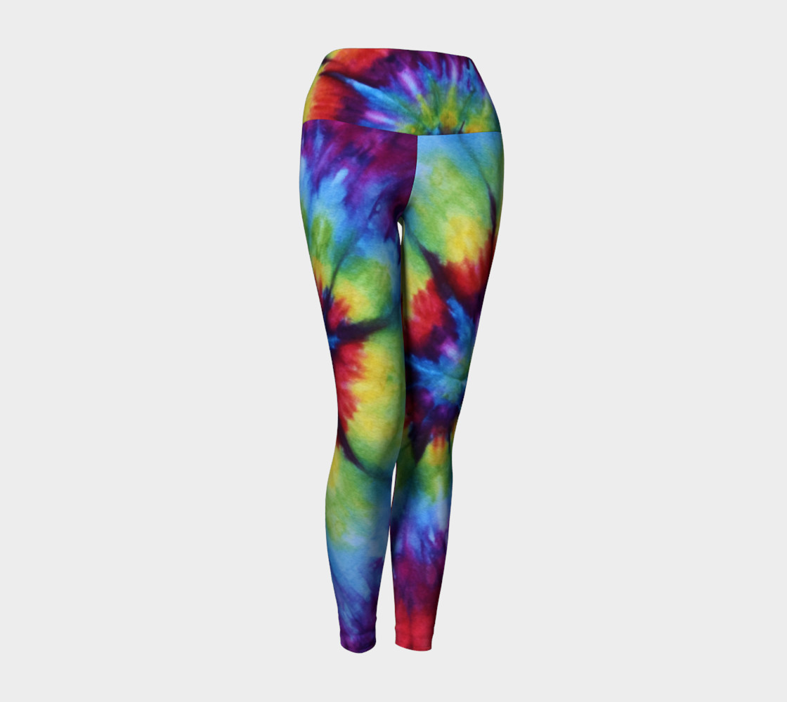Aperçu de Rainbow Yoga Leggings #1