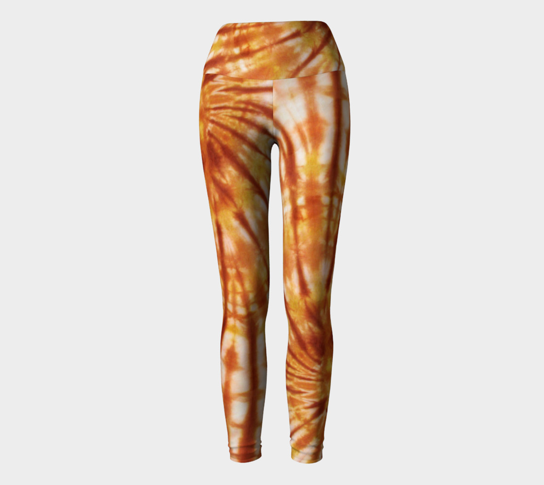 Harvest Yoga Leggings preview #2