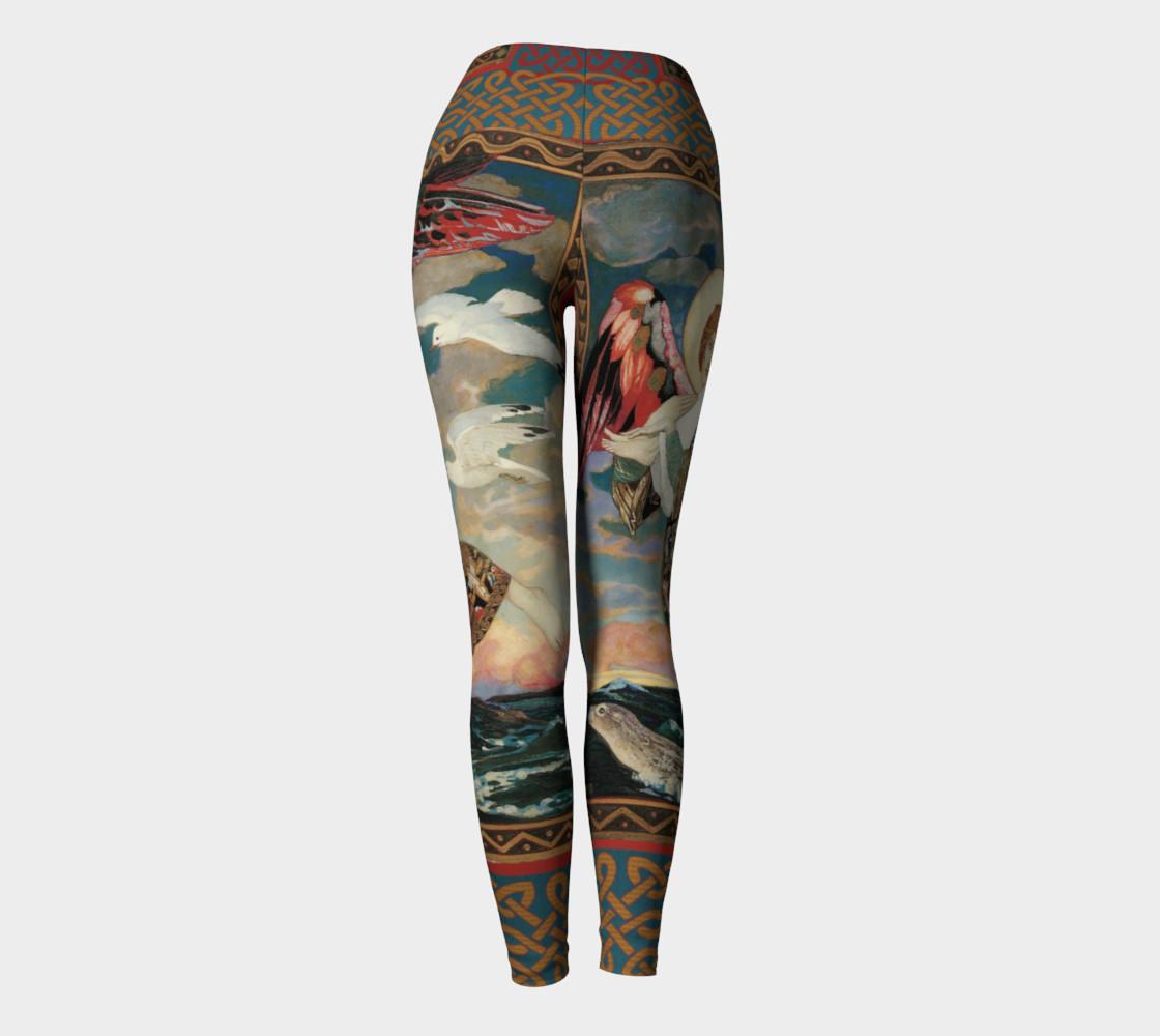 Aperçu de St. Bride - Yoga Leggings #4