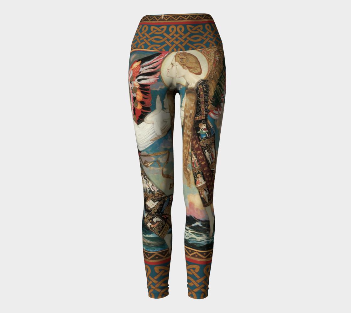 Aperçu de St. Bride - Yoga Leggings #2